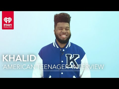 """Khalid """"American Teenager"""" + Prom King 