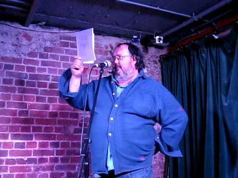 Part 1 - Michael Ruxton Live @ Brighton Poetry Soc...