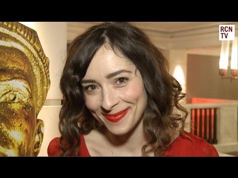 Once Zrinka Cvitesic Interview - Olivier Awards 2014