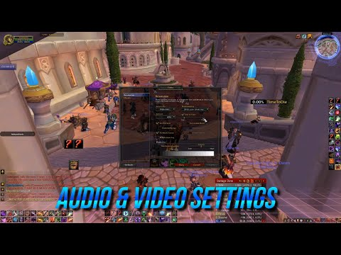 World Of Warcraft FPS FIX TIPS TUTORIAL - YouTube