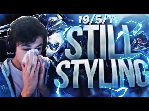 LL STYLISH | SICK... BUT STILL STYLING!