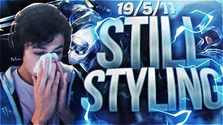 LL STYLISH | SICK... BUT STILL STYLING!
