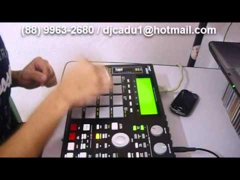 UH PAPAI CHEGOU - DJ EDU MPC.wmv