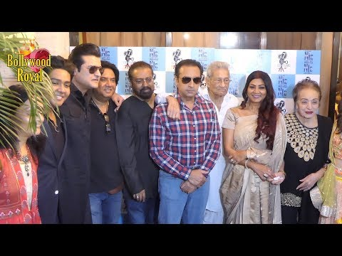 Rajkumar Kohli Gives Mahurat Clap Of Trilingual Indo Polish Film 'Nie Means Nie' Part 2