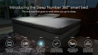 Sleep Number 360® I10 Smart Bed