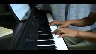 ドラマ「ロングバケーション」の挿入歌っぽい。 使用ピアノ:YAMAHA Gla...