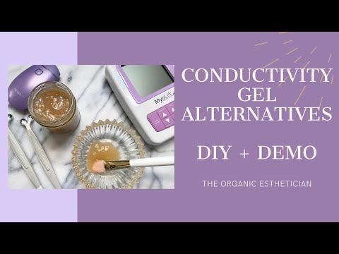 conductivity-gel-alternatives- -diy-gel-tutorial-microcurrent-&-rf-demo