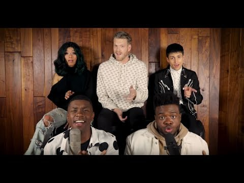 Evolution of Rihanna - Pentatonix