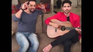 Sooraj Dooba Hai | Sau Asmaan | Armaan Malik | Amaal Mallik | Salil Acharya