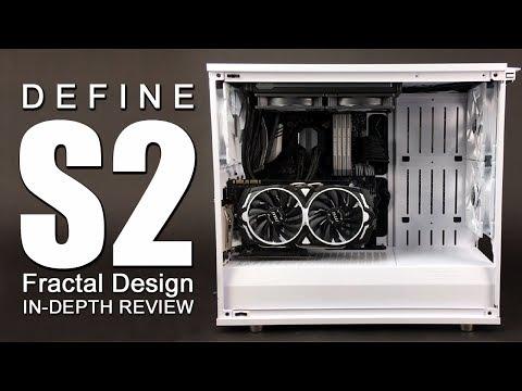 Fractal Design Define S2 TG Case Review In-Depth