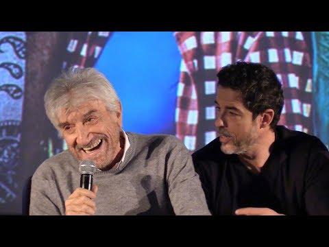Gigi Proietti ricorda e imita Vittorio Gassmann