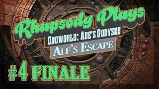 Video Oddworld New 'n' Tasty Alf's Escape: Ess-Cah-Pay - Episode 4 [FINALE] download MP3, 3GP, MP4, WEBM, AVI, FLV Agustus 2018
