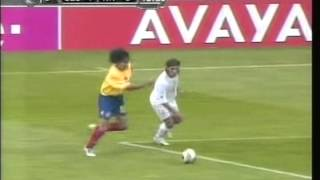 2005 (June 12) Colombia 2- Italy 0 (Under 20 World Cup)