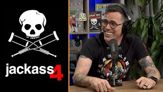 Steve-O Talks About The New Jackass 4 Movie!!!