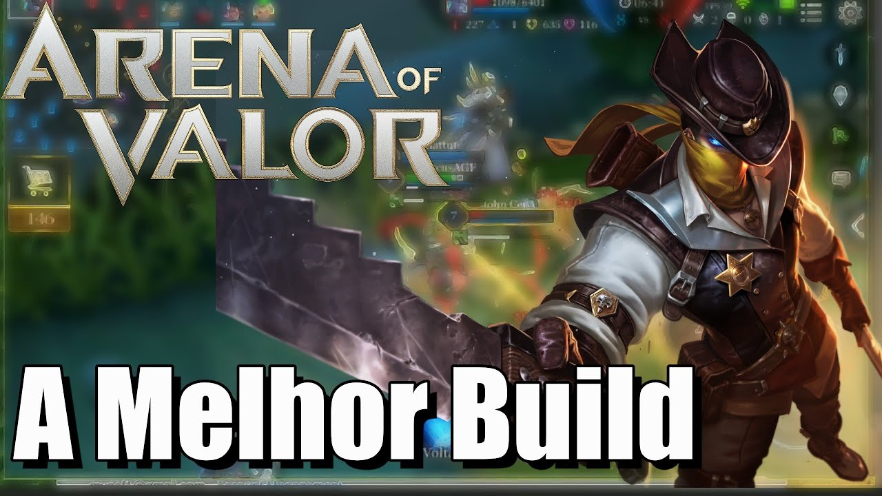 Arena of Valor - Murad Gameplay #2 - YouTube