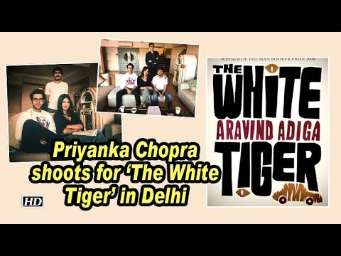 Priyanka Chopra shoots for 'The White Tiger' in Delhi Mp3