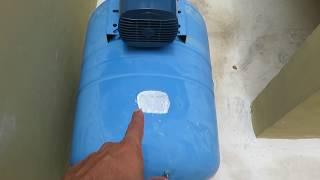 Bomba de agua se prende y apaga ¿Hidroneumatico? hace mas ruido de lo normal ⛔