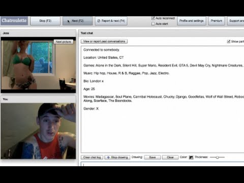 first time swingers chatroulette