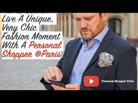 Live A Unique, Very Chic Fashion Moment With A Personal Shopper @Paris