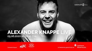 ALEXANDER KNAPPE live vom Autokinofestival Cottbus