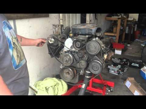7 3idi to 7 3 powerstroke swap doovi for Black mamba 7 3 l powerstroke crate motor