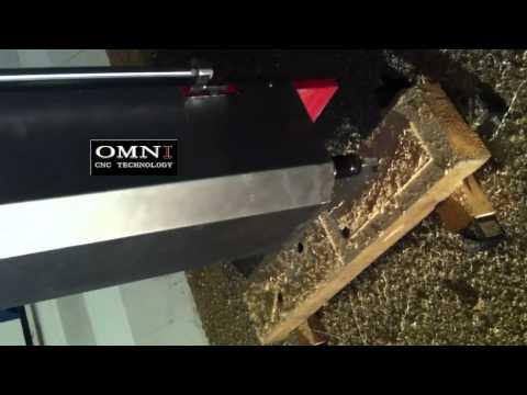 OMNI Polystyrene( Styrofoam-type) Processing Center Process Wood
