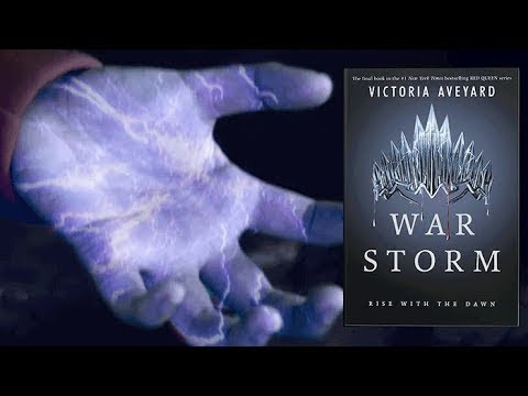 WAR STORM By Victoria Aveyard | Official Book Trailer | Red Queen Series