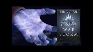 WAR STORM by Victoria Aveyard   Official Book Trailer   Red Queen Series