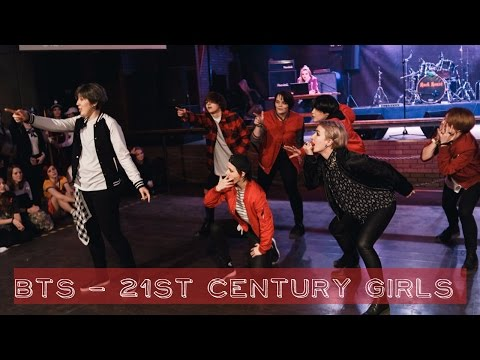 [Perfomance] BTS 방탄소년단 - 21st century girls 21세기 소녀 cover dance by BreakPoint