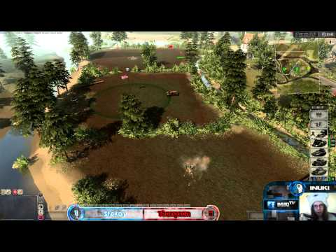 Assault Squad League - Deleted Episode - Stakor vs Thompson