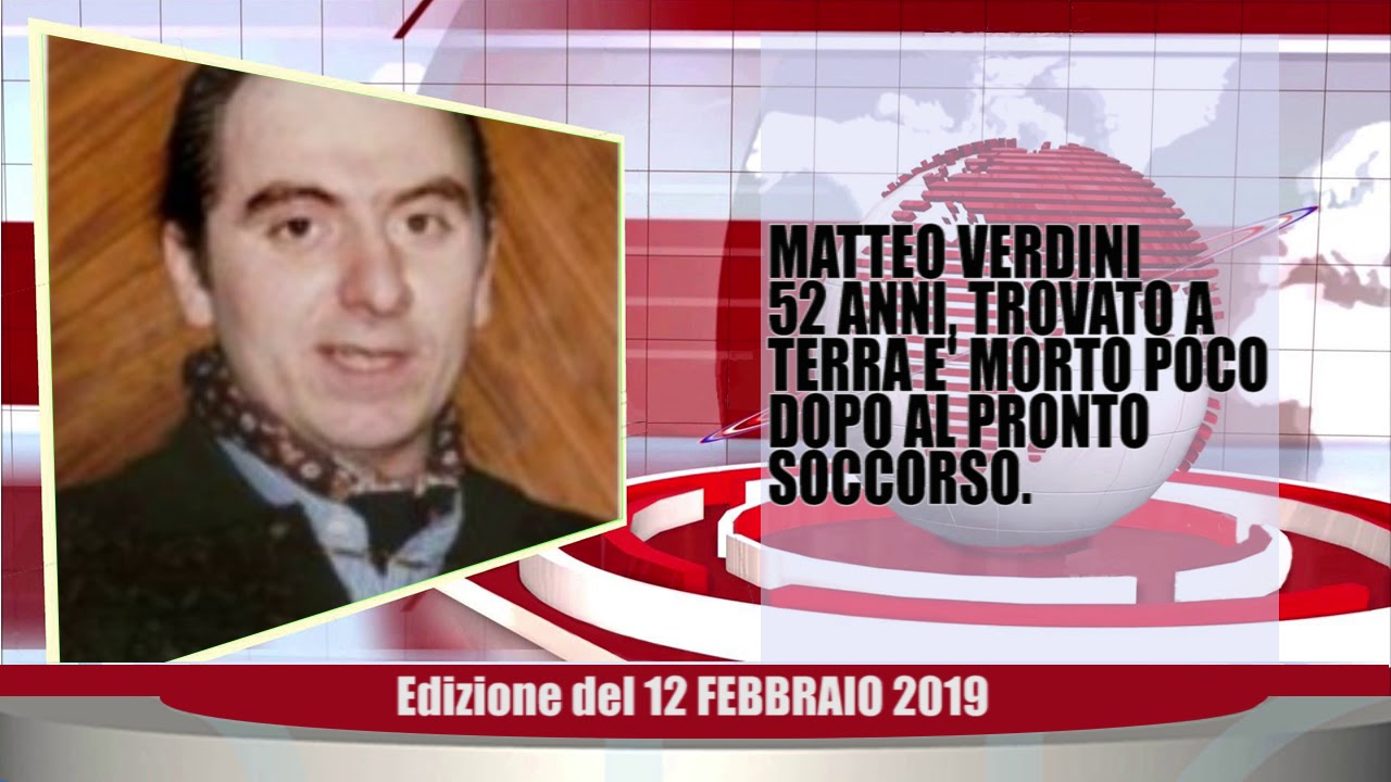 Velluto Notizie Web Tv Senigallia Ed  12 02 2019