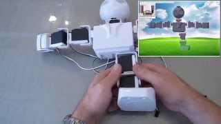 build jd humanoid robot