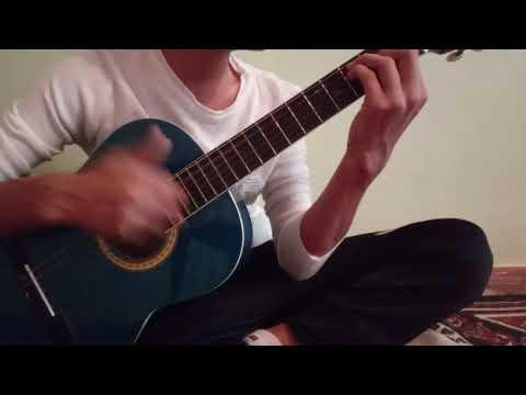 Türkmen gitara Hurmam aydymy