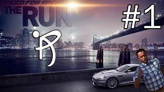 видео Need For Speed The Run прохождение игры