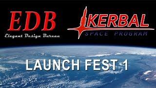 EDB Space Program - Launch Fest Part 1