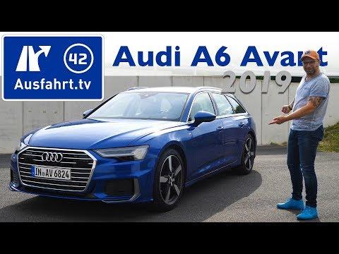 2019 Audi A6 Avant 45 TFSI quattro (C8) - Kaufberatung, Test deutsch, Review, Fahrbericht