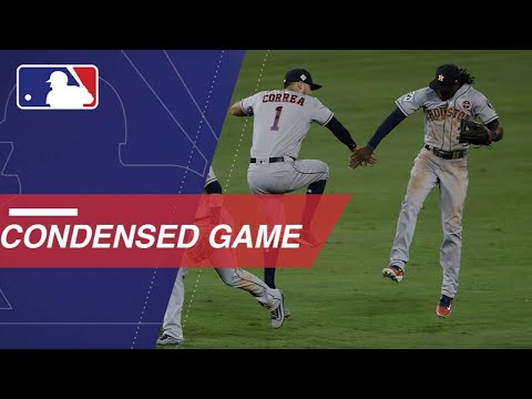 Condensed Game: WS2017 Gm2 - 10/25/17