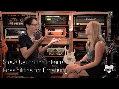 Steve Vai on Infinite Possibilities for Creativity