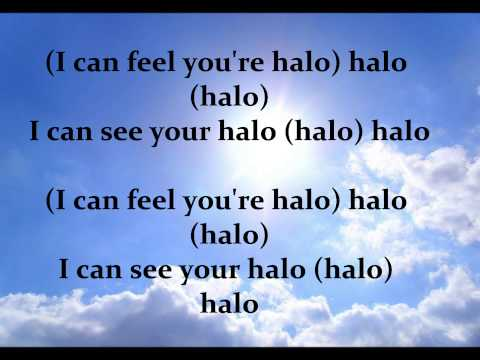 Halo Beyonce lyrics
