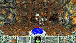 Hexen: Beyond Heretic - Gameplay