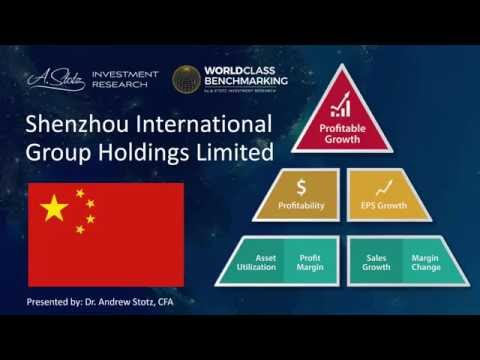 Shenzhou International Group Holdings Limited