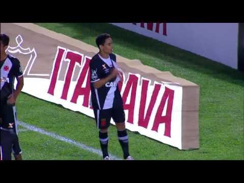 Gol de Yago Pikachu Santa cruz 1 x 2 Vasco - 20/07/2016