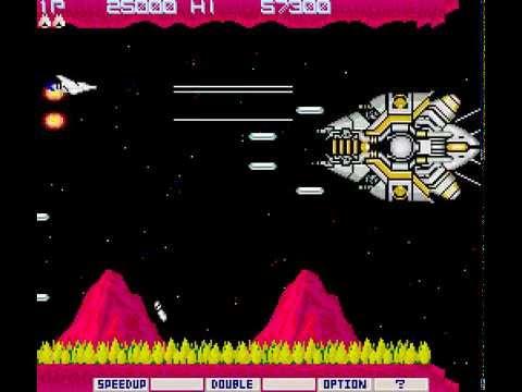 Arcade Longplay [471] Gradius