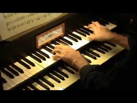 Italian organ music, played by Luca Scandali (live recording)