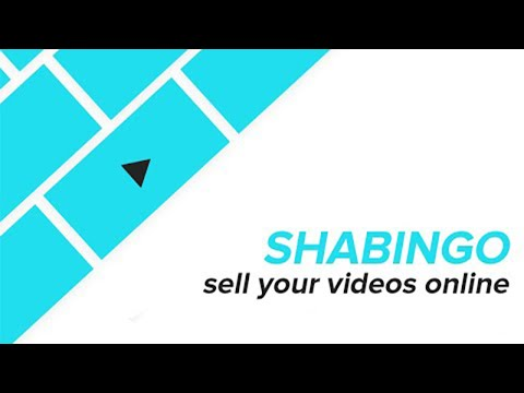 How to sell your videos online - Shabingo for niche creators
