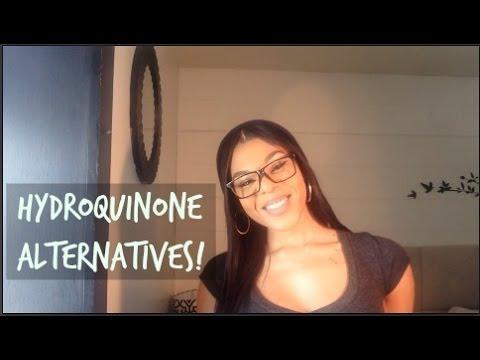 Natural Skin Lightening| Hydroquinone Alternatives || Treat Dark Spots Naturally