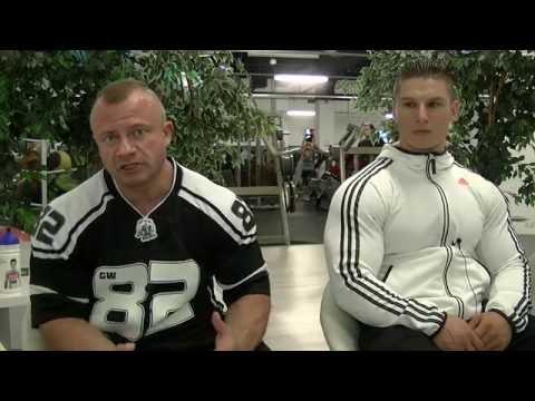 Andrej Mozolani COMEBACK part 7. - Príprava na Mr. Olympia 2.