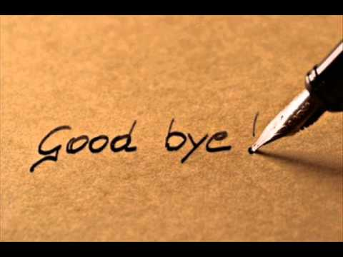 Brian - My Goodbye