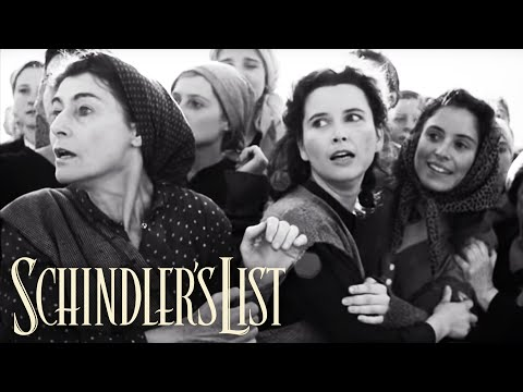 Schindler's List - The Children Wave Goodbye - 20th Anniversary Blu-ray March 5th