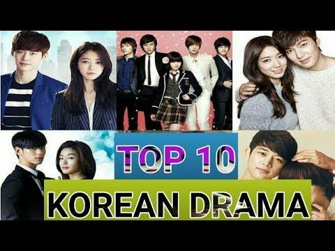 ||TOP 10 KOREAN DRAMA (SHOWS) IN HINDI DUBBED 2020||